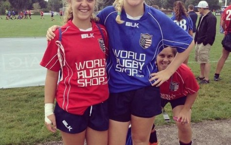 Tackling life one national rugby tournament at a time