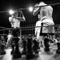 APTOPIX Germany Chess Boxing