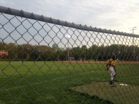 View of field-photo by Maggie Snow