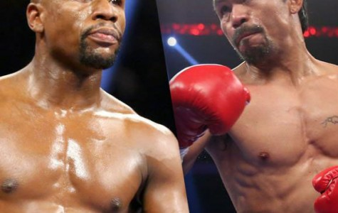 Mayweather vs. Pacquio