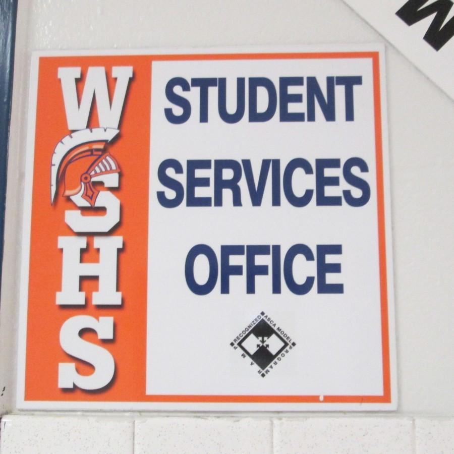 Student Services in line for changes