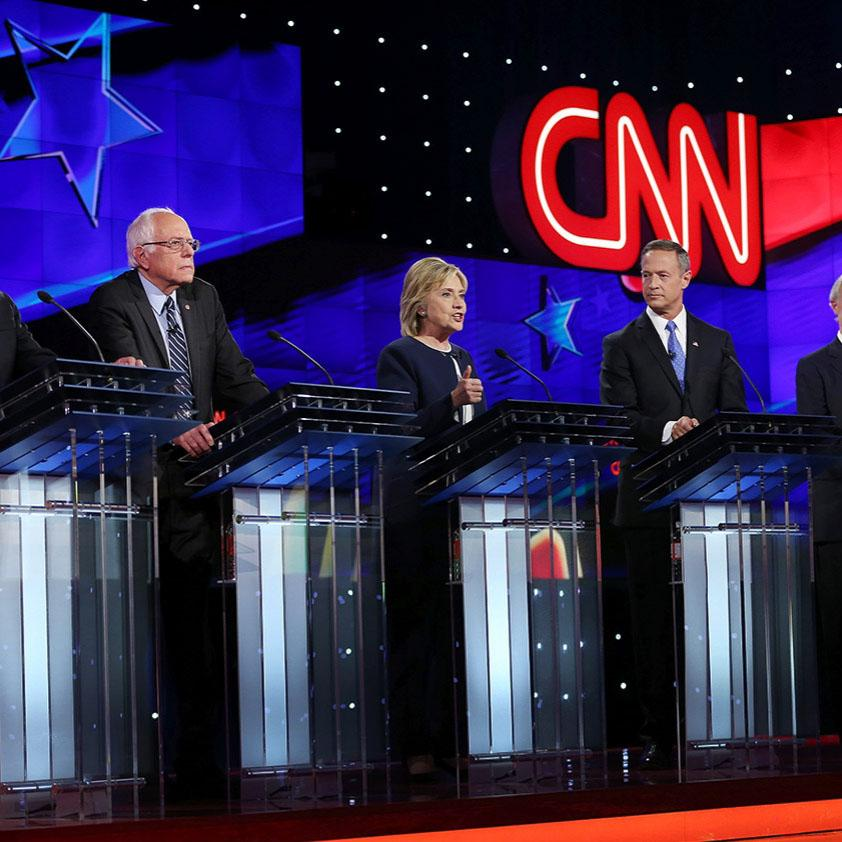 The 2016 Election: The candidates vs. the ridiculous questions