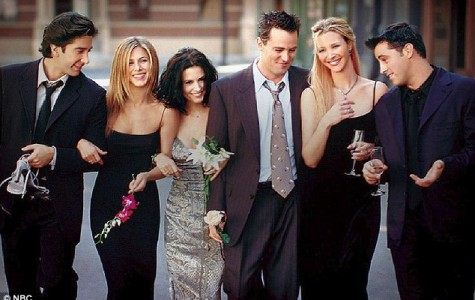 'Friends' will there be for you when the rain starts to pour