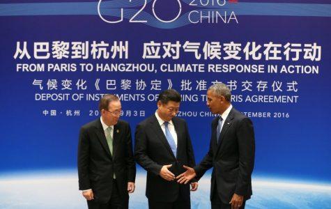 U.S. Joins Paris Climate Accords