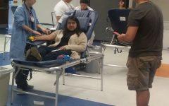 Key Club blood drive saves lives