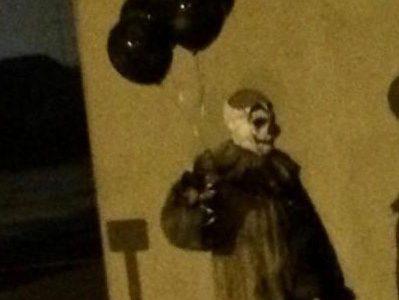 Beware of clowning around