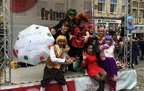 WS Theater at the Edinburgh Fringe Festival