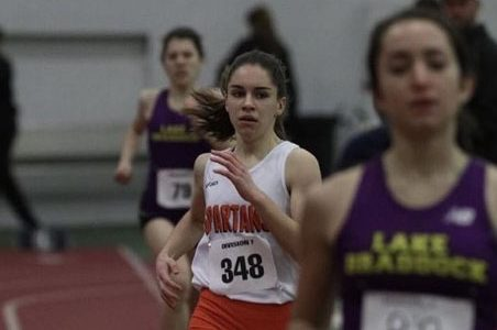 Freshman runners race their way to National meet
