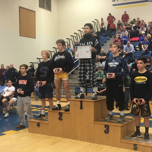 Senior wrestler Anthony Bruno takes sixth place at the state tournament. Spartan wrestlers Robert Perry and Dalton Campos went to the tournament as well to represent WS. Some teams were successful and now have a lot to build on.
