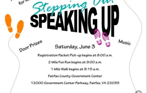 Join the walk and take a stand against trafficking