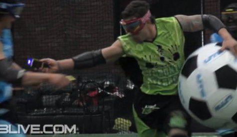 The Ocho: Taserball shocks