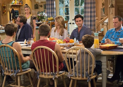 """Fuller House"" is everywhere you look"