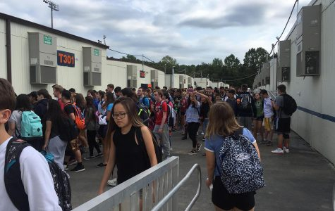 Passing periods cause problems in Sparta
