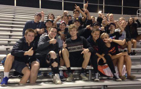 The faithful field hockey hype squad