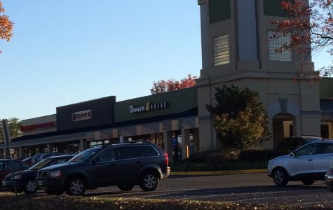 West Springfield Shopping Center: the busiest place near WS