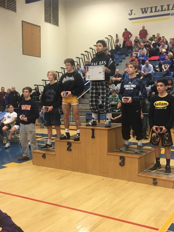 Senior+wrestler+Anthony+Bruno+takes+sixth+place+at+the+state+tournament.+Spartan+wrestlers+Robert+Perry+and+Dalton+Campos+went+to+the+tournament+as+well+to+represent+WS.+Some+teams+were+successful+and+now+have+alot+to+build+on.+