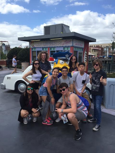 The+Jazz+Combo+Guitar+Program+was+selected+to+perform+at+Disney+Springs.+There+they+played+as+part+of+the+Disney+Performing+Arts.