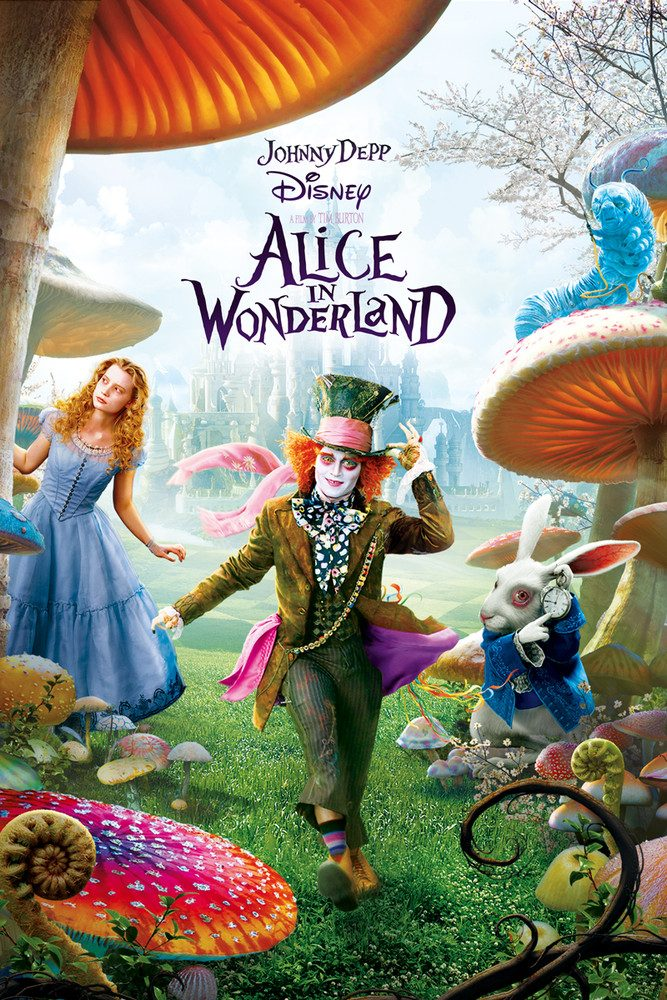 Disney%27s+live+action+remake+of+%22Alice+in+Wonderland%22+starred+Johnny+Depp%2C+but+it+was+the+special+effects+that+set+it+apart+for+fans+of+the+original.