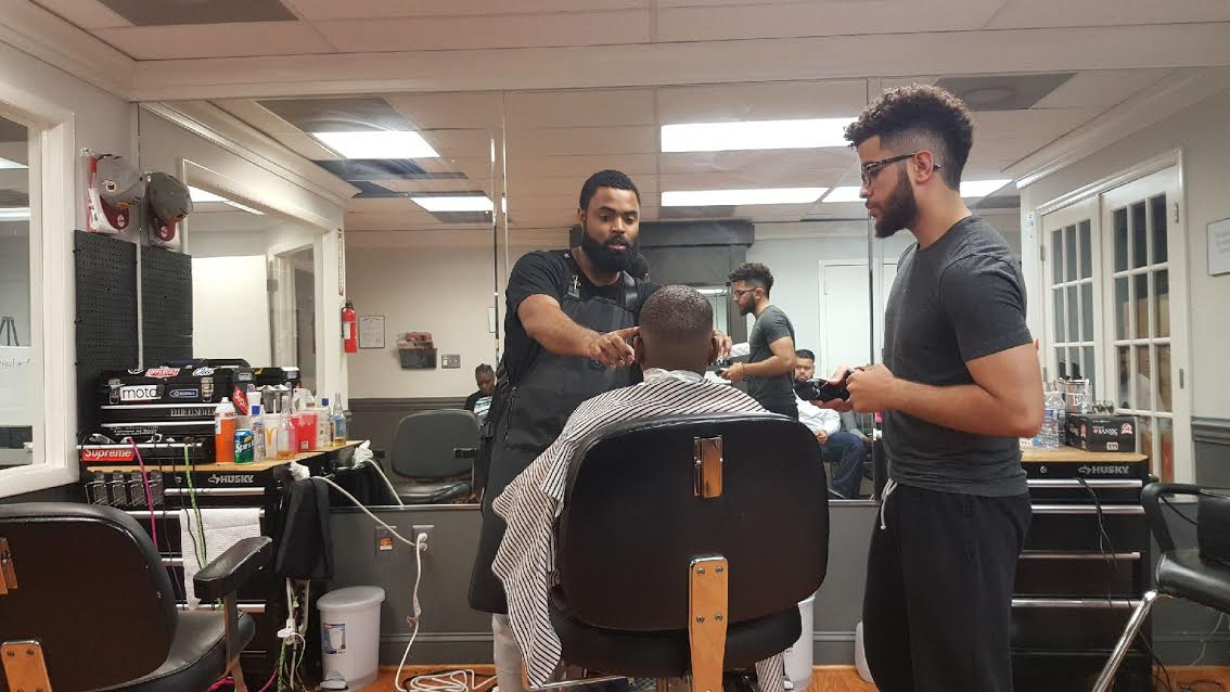 Jimmy Wise, the man behind Wise Cuts, decided to open a barber shop because when growing up he wasn't able to find a place that performed the hip hairstyles many people wanted. Wise Cuts also gives opportunities to students interested in hair cuttery, whether they go to a community college or a four-year university.