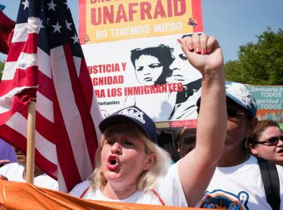 DACA decision divides the country