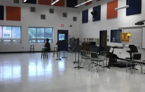 New Music Wing Now Open