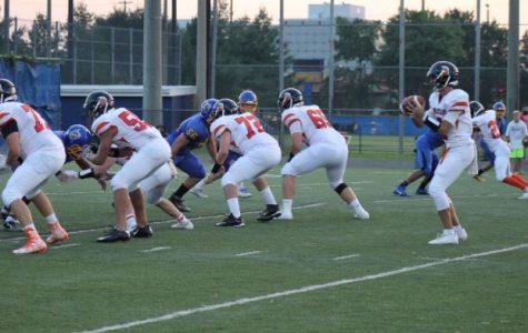 Varsity football team begins season with 4-1 start