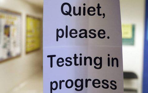 Changes involving AP Exams at WS