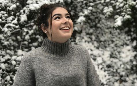 Students enjoy the snow days