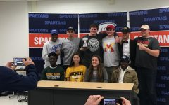 WS athletes commit to colleges