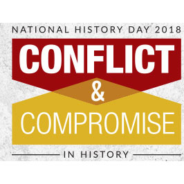 The National History Day competition has begun, with this year's theme focusing on conflict and compromise in history.