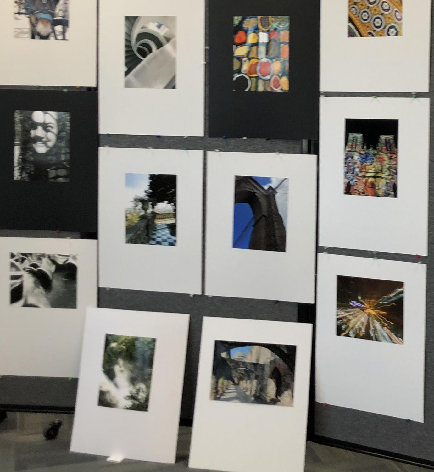 Senior art show amazes attendees