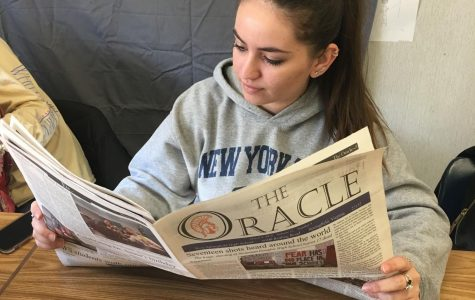 The magic behind the newspaper