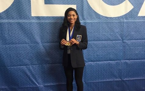 WS students recognized at DECA competition