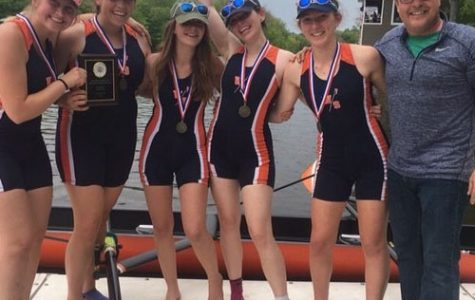 Girls Crew wins State