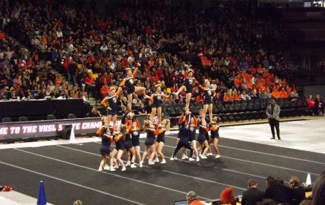 Varsity cheer makes history once again at VCU