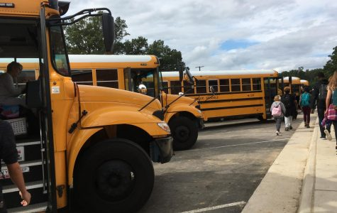 Students arrive late due to bus crowding