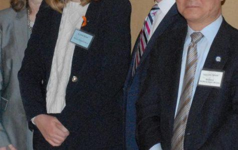 Laura Kirk win Fairfax County Peace Award
