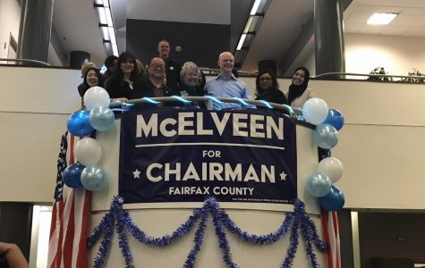 Ryan McElveen in the race for chairman