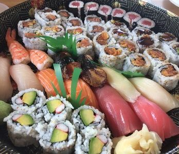 Searching for Springfield's best sushi