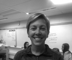 AP Lit teacher Beth Leone joins WS English Department
