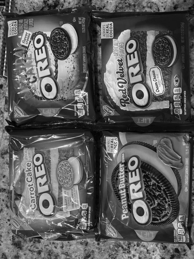 Oreo+is+well+know+across+the+globe+for+its+classic+cream+and+chocolate+cookie.+The+beginning+of+cookies+and+cream%2C+Oreo+looks+to+spread+its+roots+while+experimenting+with+other+flavors.