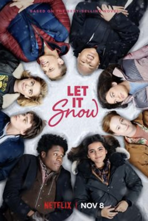 Let is Snows main characters Stuart, Tobin, Angie, Addie, Dorrie, and Julie face many life adventures together on a snowy Christmas Eve in Illinois. The Netflix movie was released on November 8th, along with several other original films, and has become a popular choice for Netflix users.