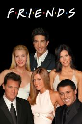 The Friends Cast in the later seasons.