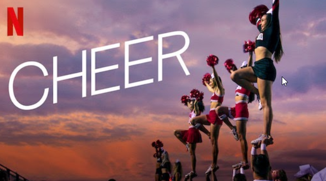New Netflix series - Cheer