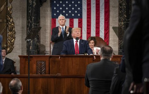 On February 4, 2020 President Donald Trump gave his State of the Union Address where he bragged about all the good his presidency has brought. This speech sparked controversy for many reasons, one being the actions of Speaker of the House Nancy Pelosi ripping up his speech and another being Trump awarding Rush Limbaugh the Presidential Medal of Freedom
