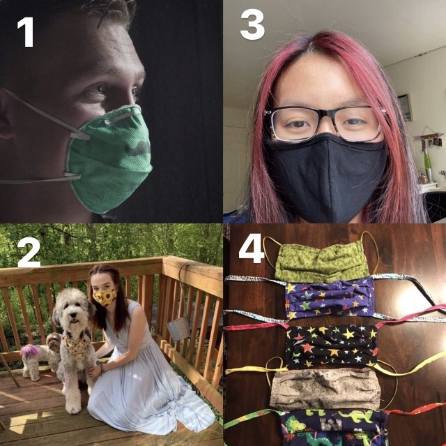 4 Mask fashions more contagious than the virus