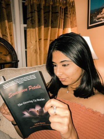 Senior writes book to raise money for refugee camps