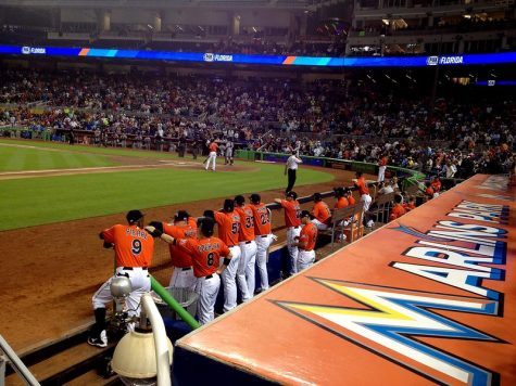 Marlins hope to find success with their historic hiring.