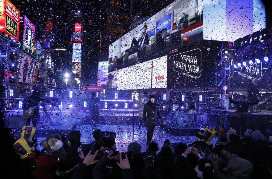 This year's ball drop will look quite different from 2018's Times Square celebrations.