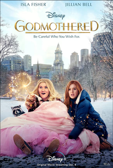 """""""Godmothered,"""" new on Disney+, is a whimsical winter watch that will put you in the holiday spirit."""